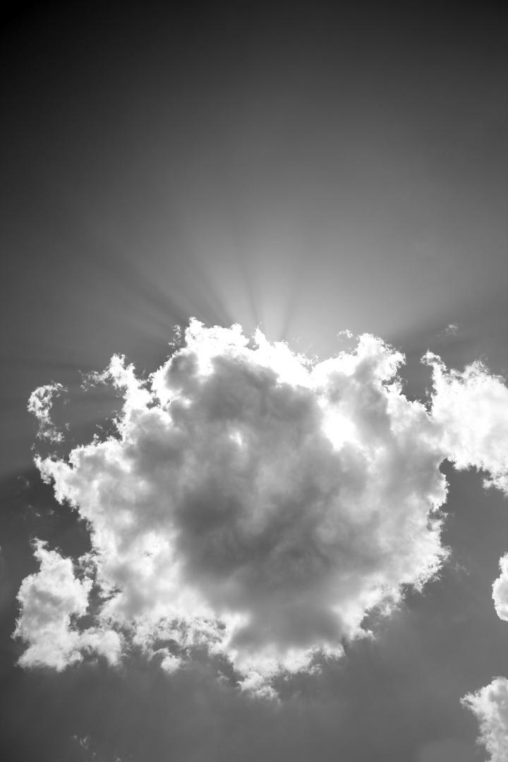 Himmel über Hofweier