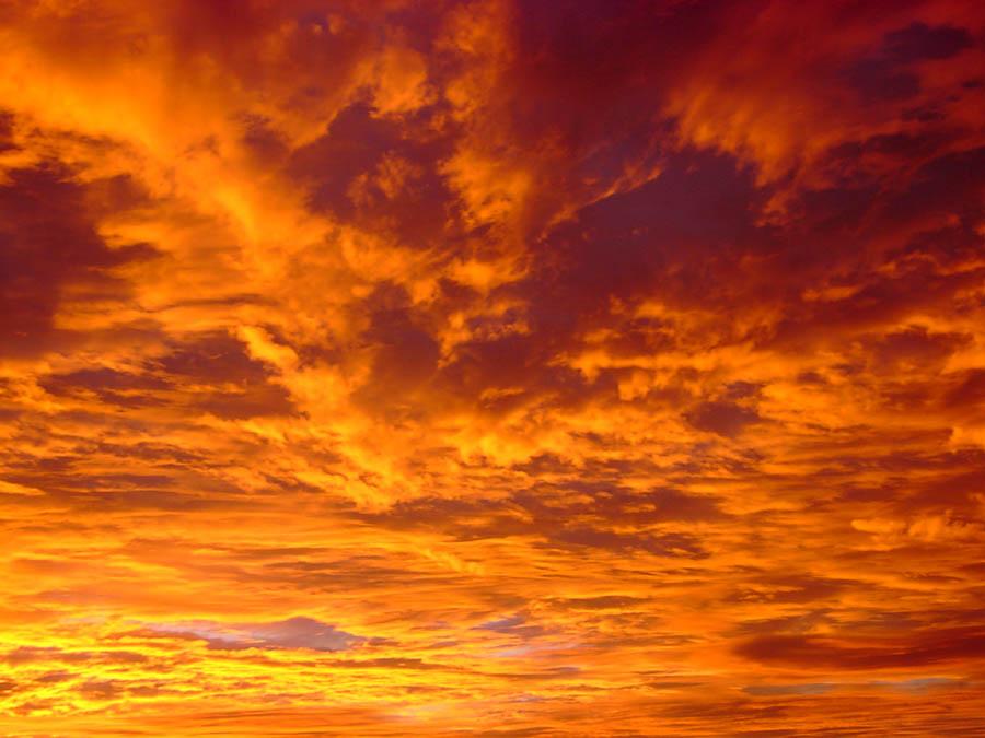 himmel ueber langensohl