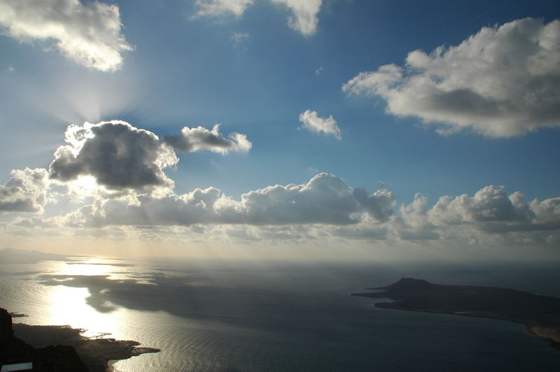 Himmel über Lanzarote