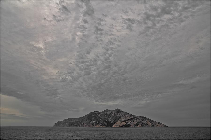 Himmel über Montecristo