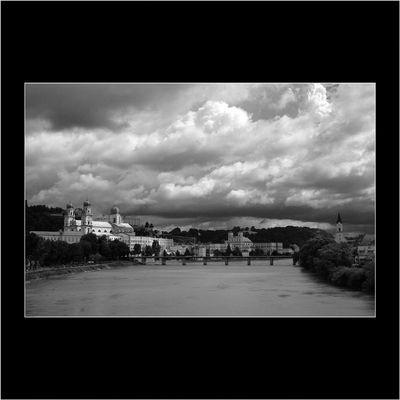 Himmel über Passau