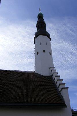Himmel über Tallinn