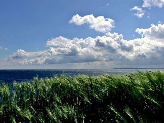Himmel und Erde...