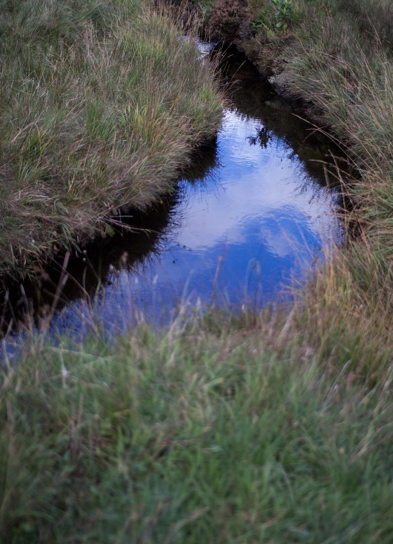 Himmel und Erde im Gap of Dunloe