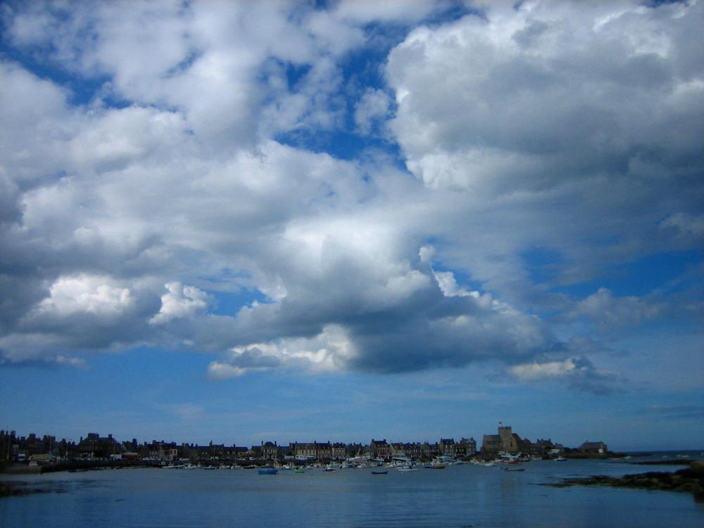 Himmel und Hafen