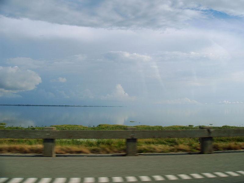 Himmel und See