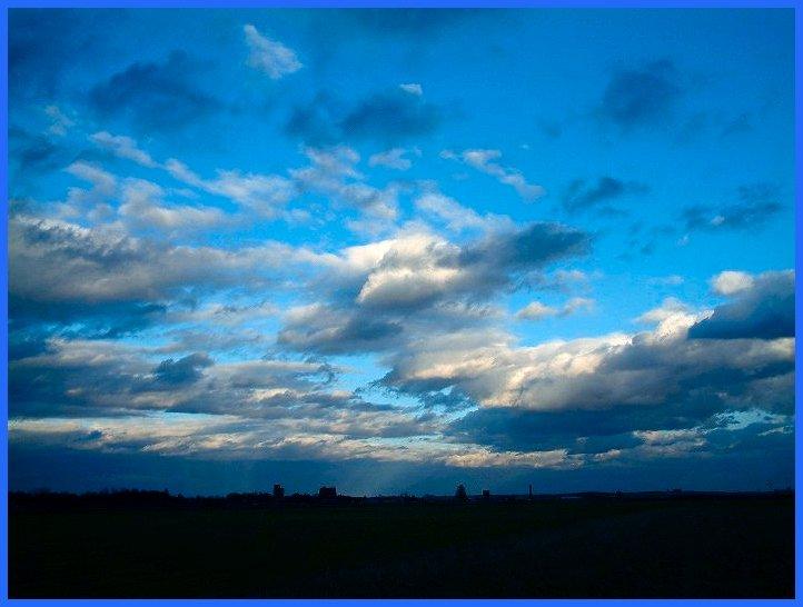 Himmel voller Wolken 2