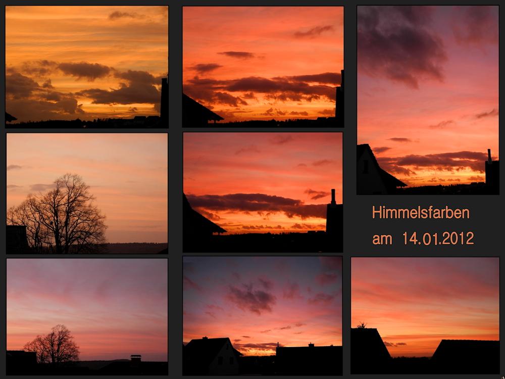 Himmels - FARBEN