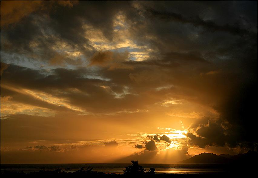 himmelsfeuer à la tahiti