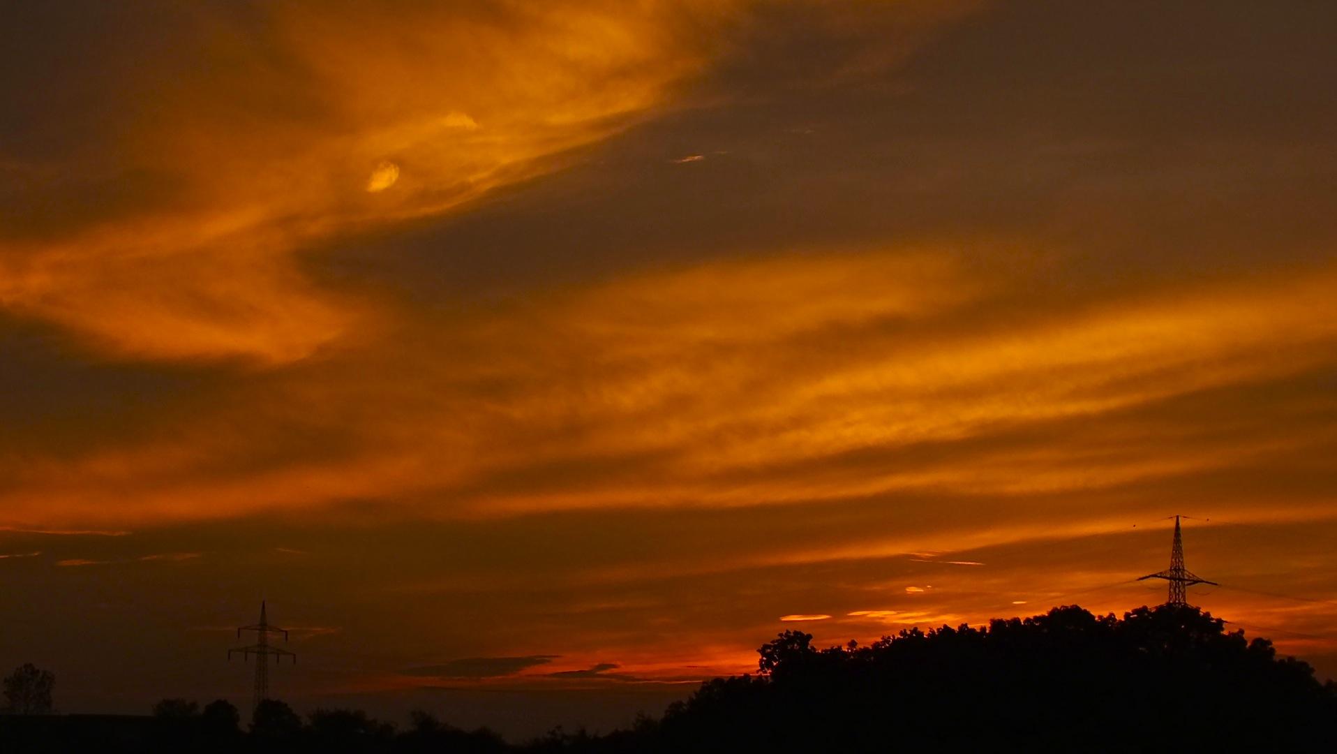 ... Himmelsstimmung 1 ...