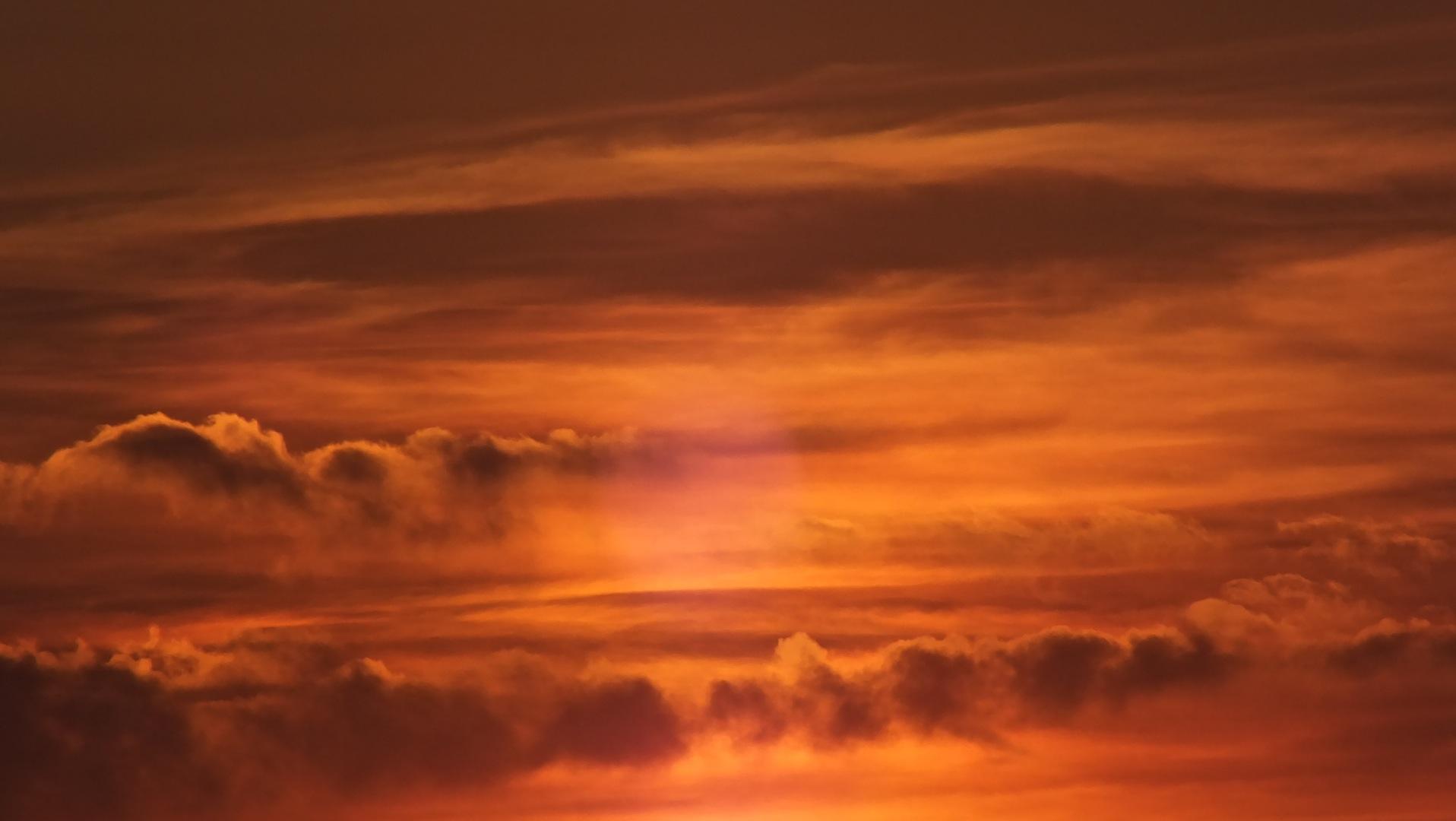 ... Himmelsstimmung 4 ...