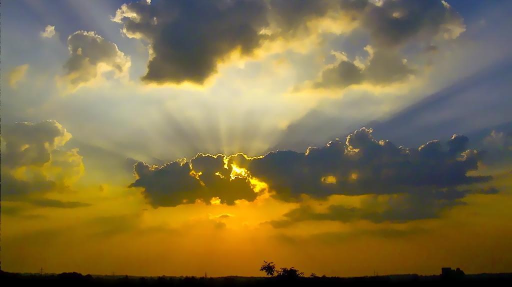 ... Himmelsstimmung 8 ...