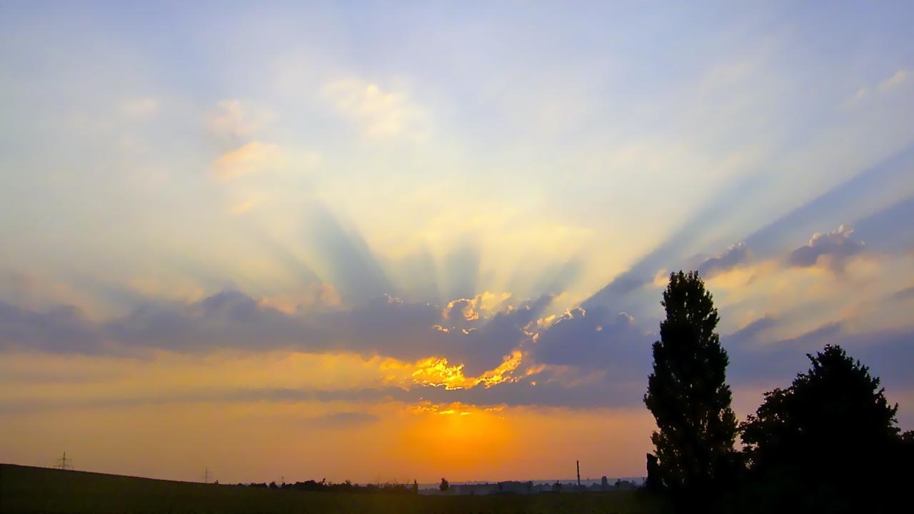 ... Himmelsstimmung 9 ...