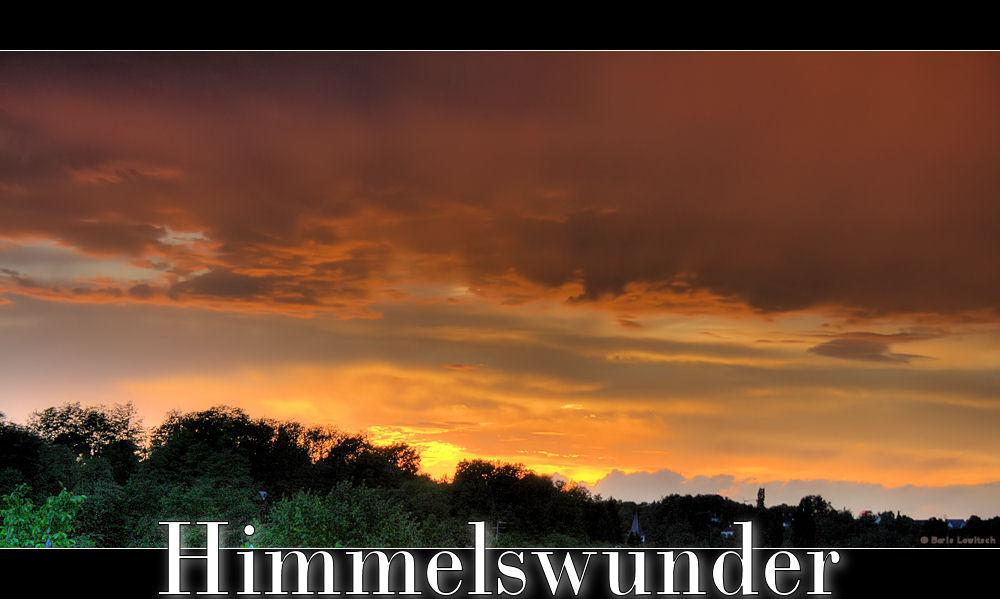 Himmelswunder
