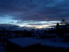 Himmighofen, Wetterbericht 10.12.2010 7.10 Uhr 1° Tauwetter