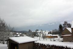 Himmighofen, Wetterbericht 9.12.2010 0° heute Mittag