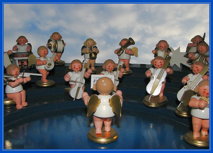 Himmlische Orchester