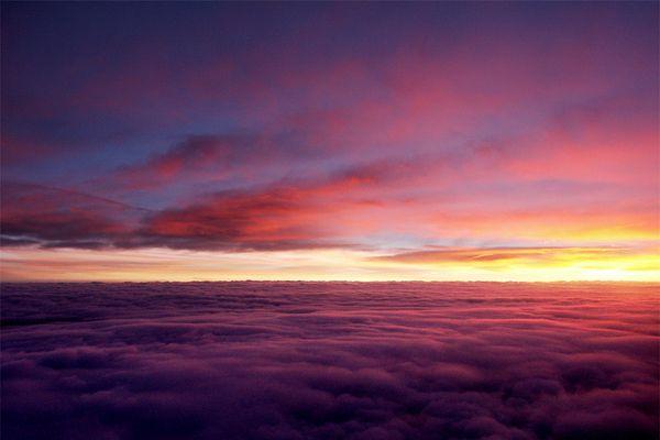 Himmlische Stimmung