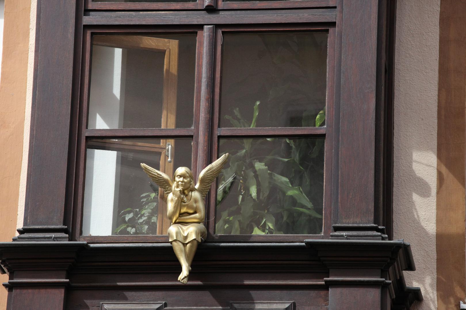 Himmlisches Fenster