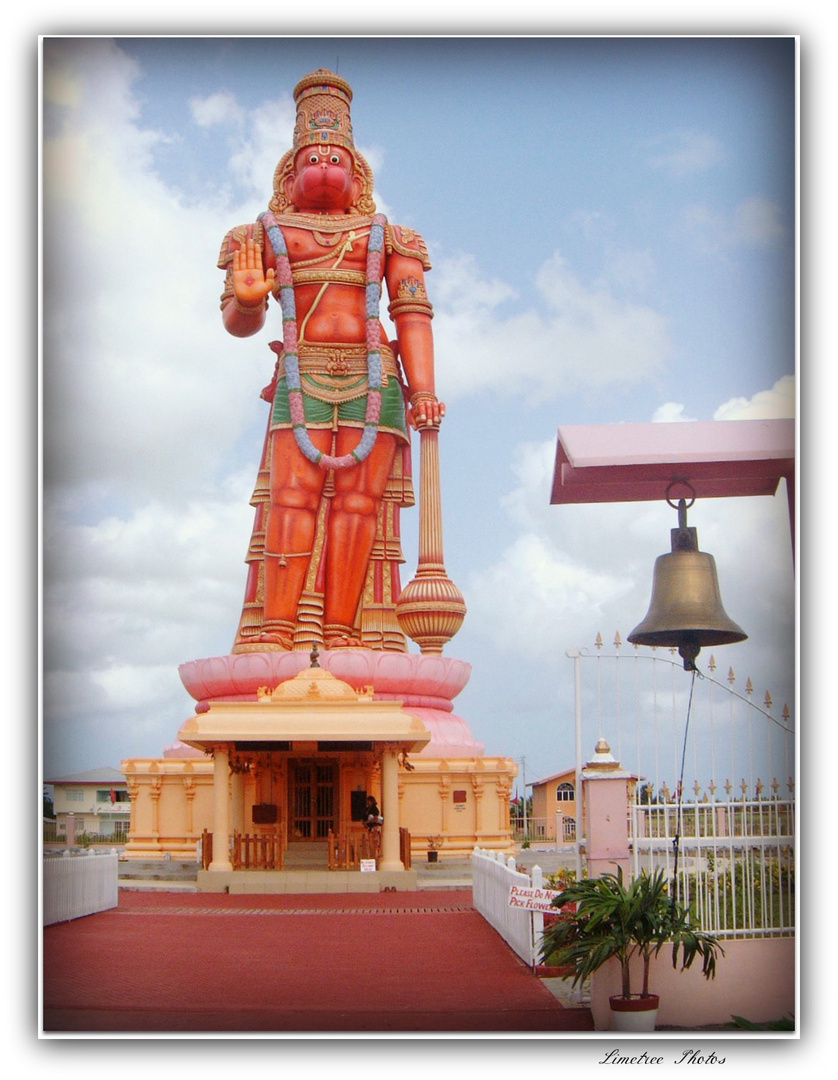 Hindu Temple near Port of Spain