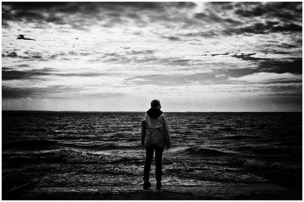 Hinter dem Horizont ...