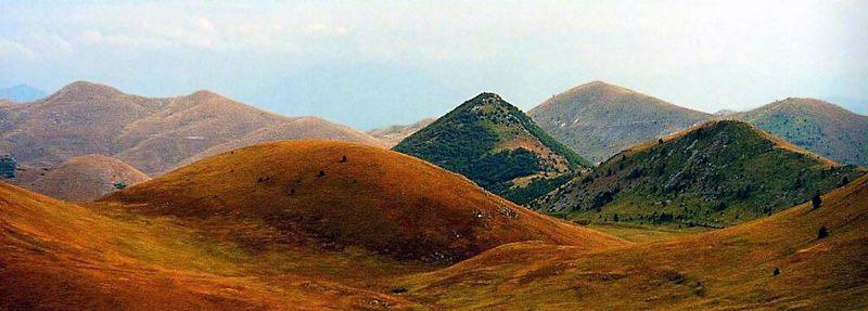 hinter den 7 Bergen....