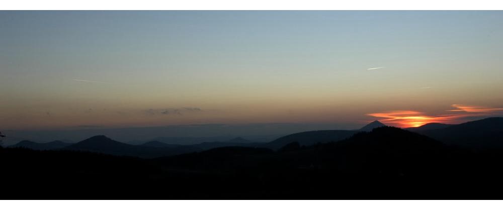 Hinter den sieben Bergen.....