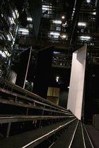 Hinter der bühne ist vor der Bühne....