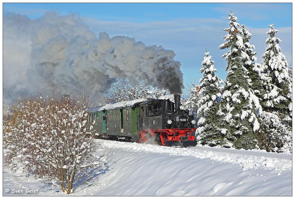 Hinter Obercarsdorf im Schnee (1)