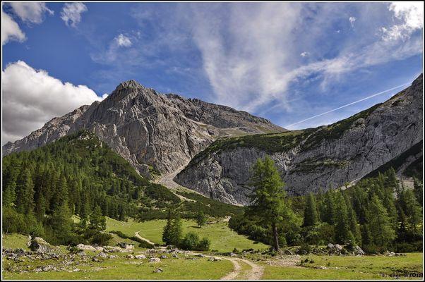 Hinterautal im Karwendel