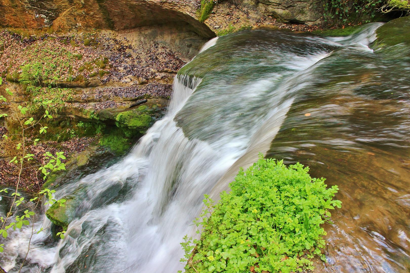 Hinterer Hörschbachwasserfall