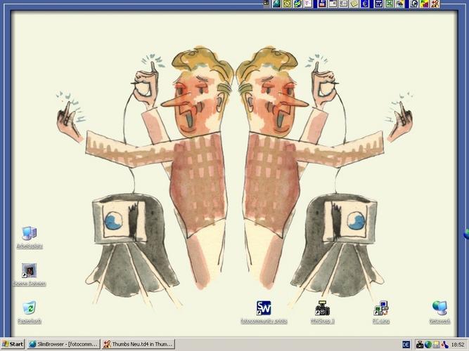 Hintergrundbild von PC2