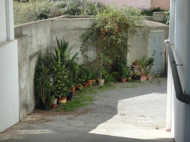 Hinterhof auf Mallorca