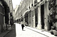 """""""Hinterhof"""" Paris"""