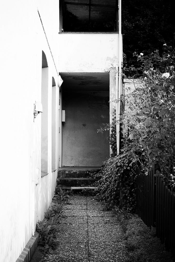Hinterhof zwei