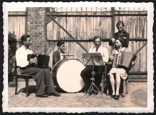 Hinterhofmusik in den Dreißigern