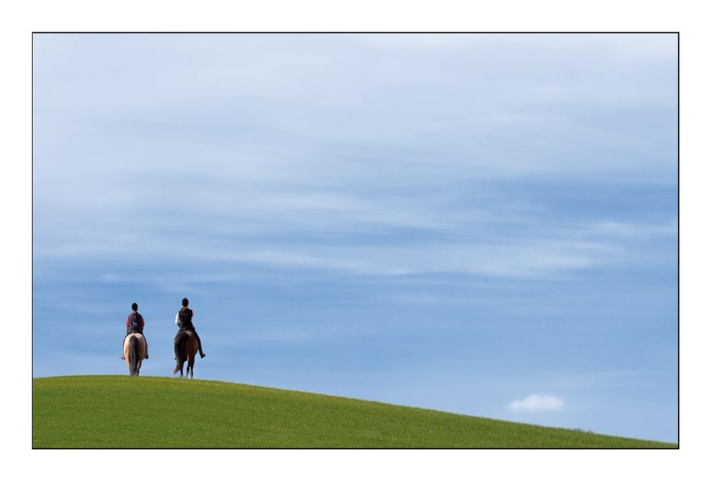 hinterm horizont gehts weiter...
