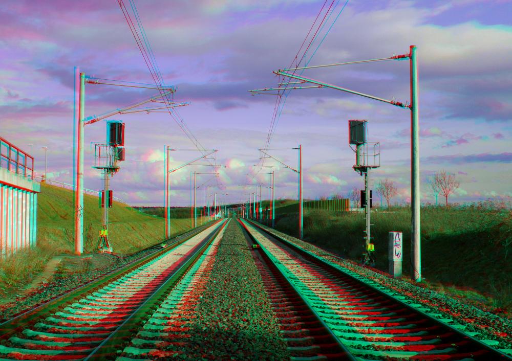 Hinterm Horizont gehts weiter (Farbanaglyphe rot/cyan ,dubois)