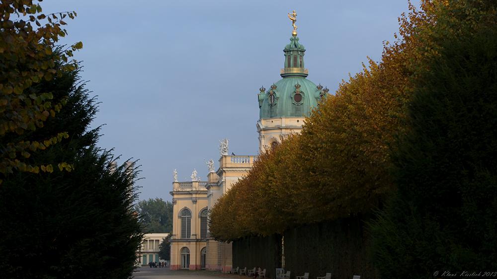 Hinter`m Schloss Charlottenburg
