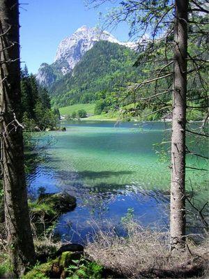 Hintersee (in der Nähe von Berchtesgaden)