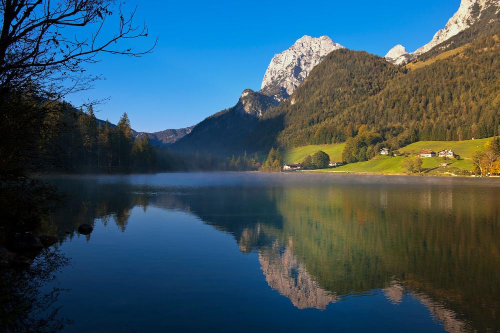 Hintersee - NP Berchtesgaden