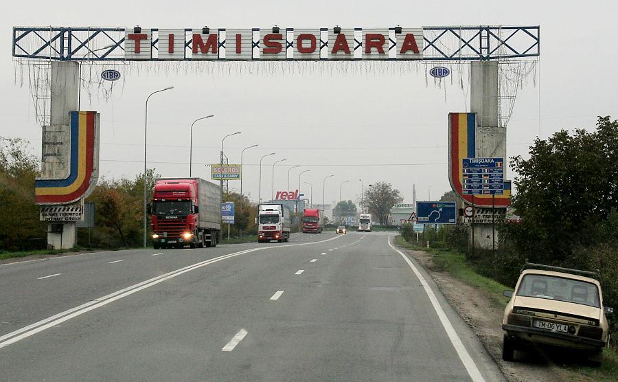Hinweis auf Fotos aus Rumänien
