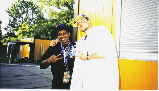 HipHop Festival 2004 Zürifäscht Kool Savas und ich