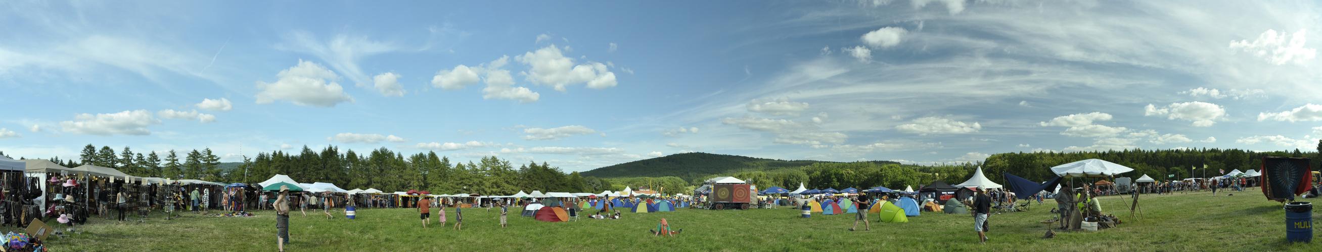 Hippie-Festival '13 180°