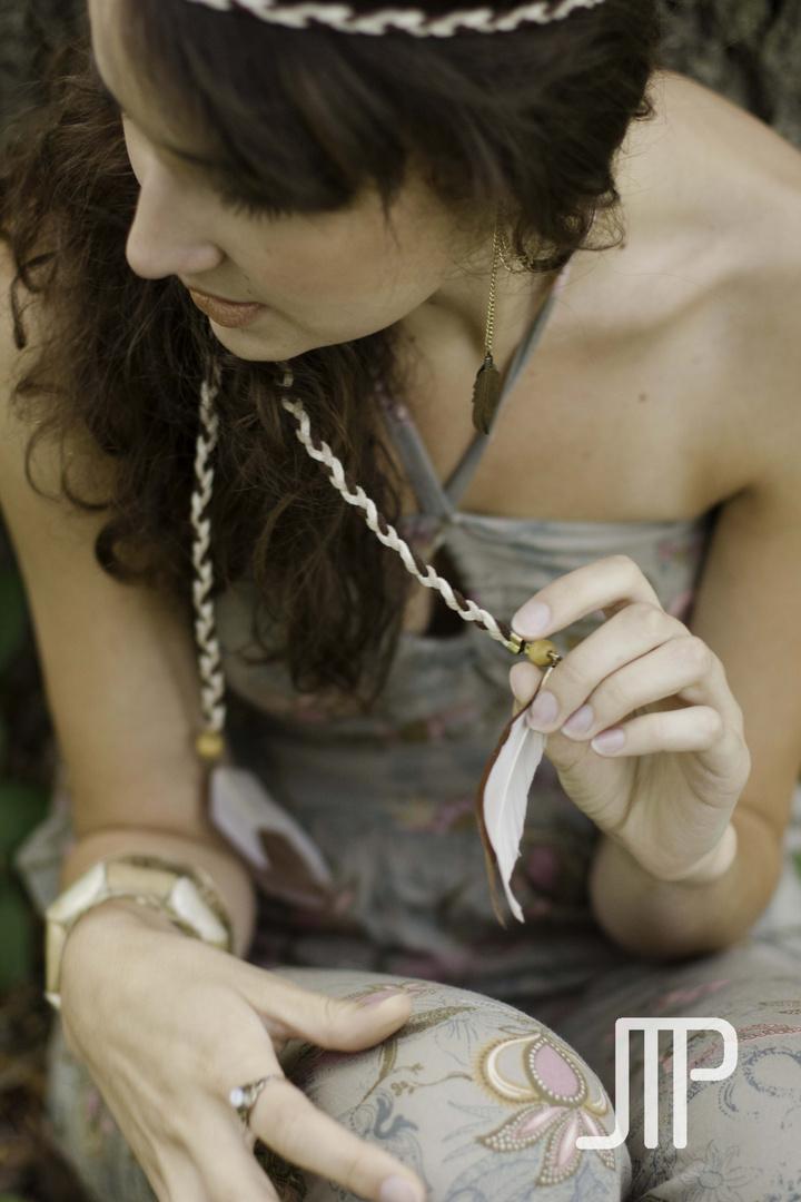 Hippie-Stil