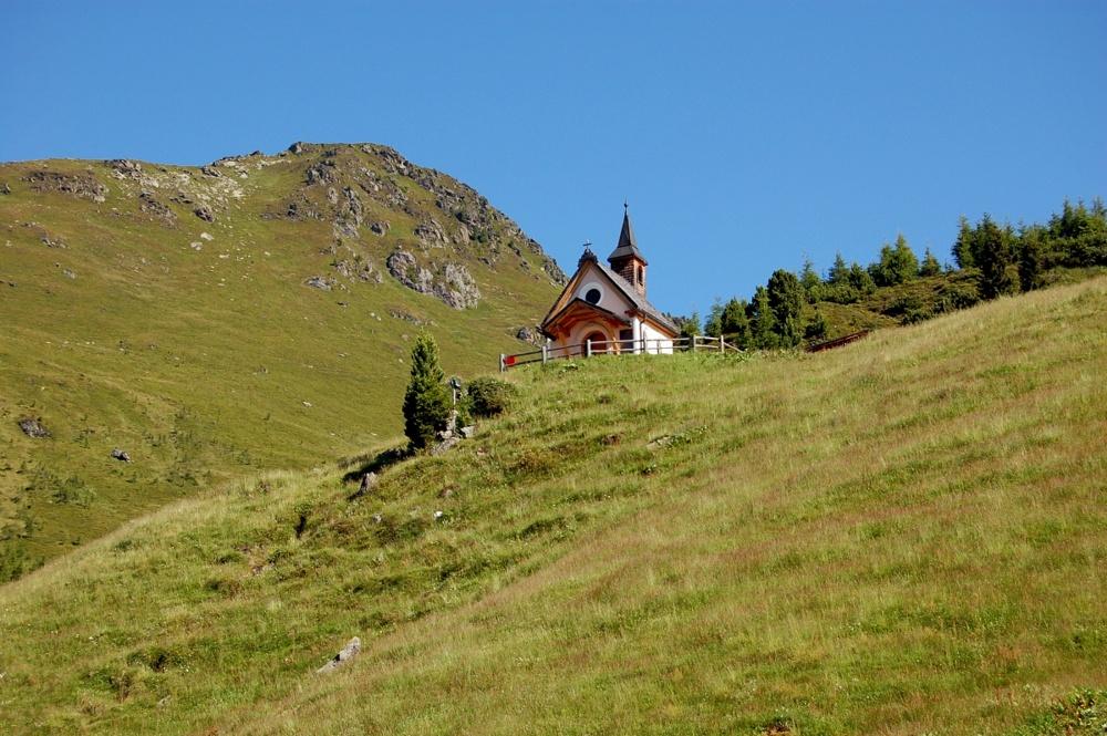 Hirschbichlalm Zillertal