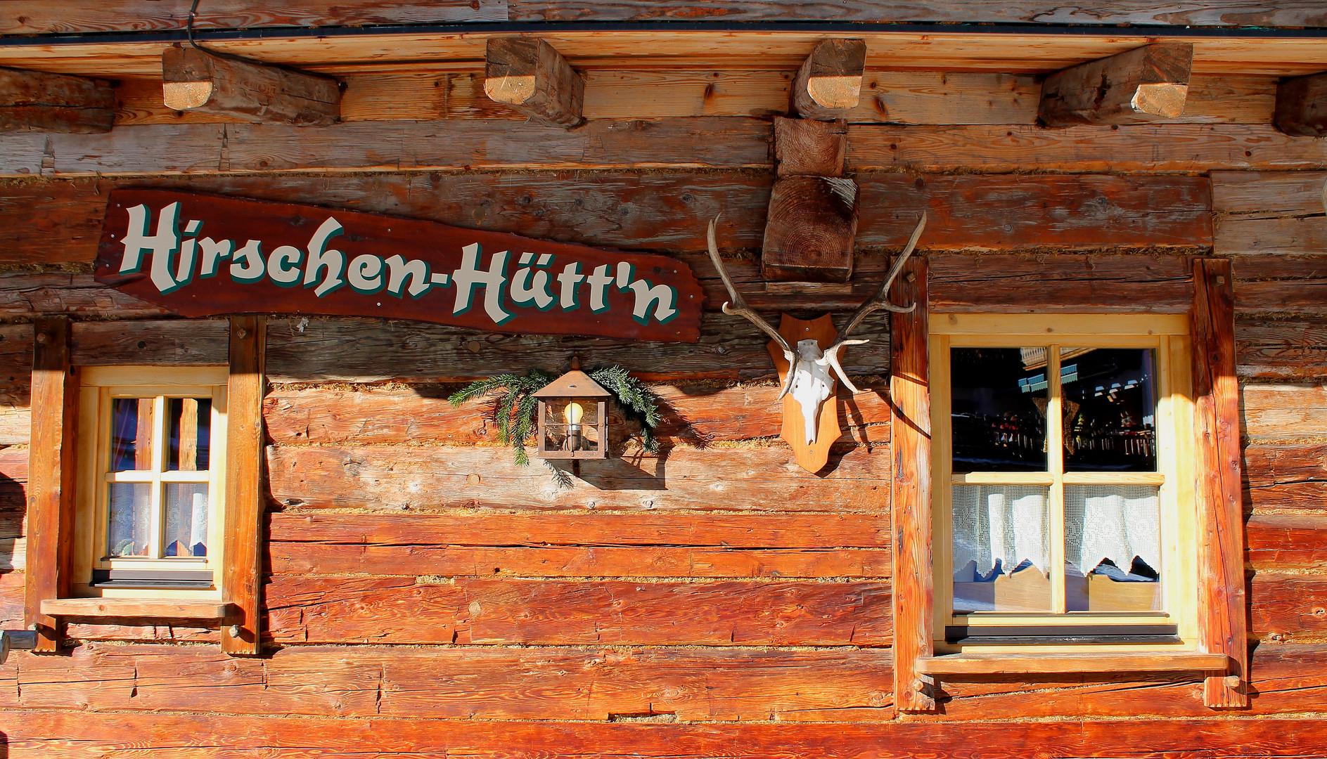 Hirschen-Hütt'n