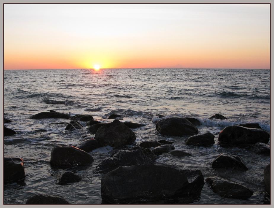 Hirtshals solnedgang II