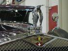 Hispano Suiza Kühlerfigur