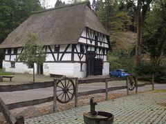 hist. Bauernhaus im Oberbergischen